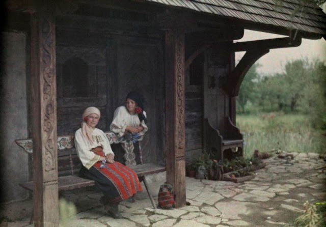 Culorile unei Romanii cenusii: anii '30 in imagini idilice - Poza 13