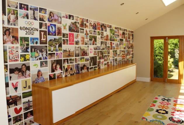 Amintiri decorative: Idei de readucere la viata a fotografiilor vechi - Poza 13