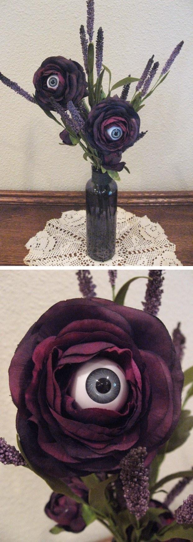 Bizare, dar perfecte: Decoratiuni pentru Halloween facute in casa - Poza 13