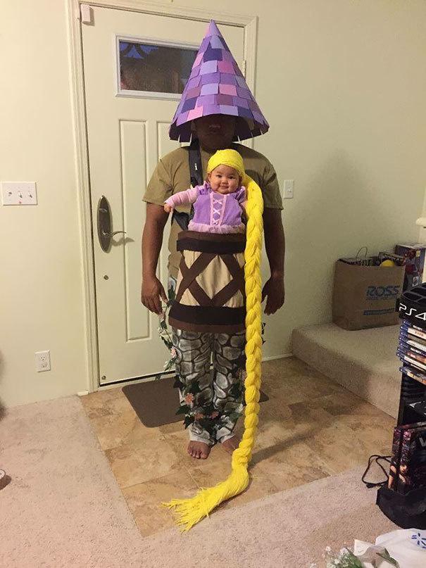 Gata de Halloween: Costume pereche pentru parinti si copii - Poza 14