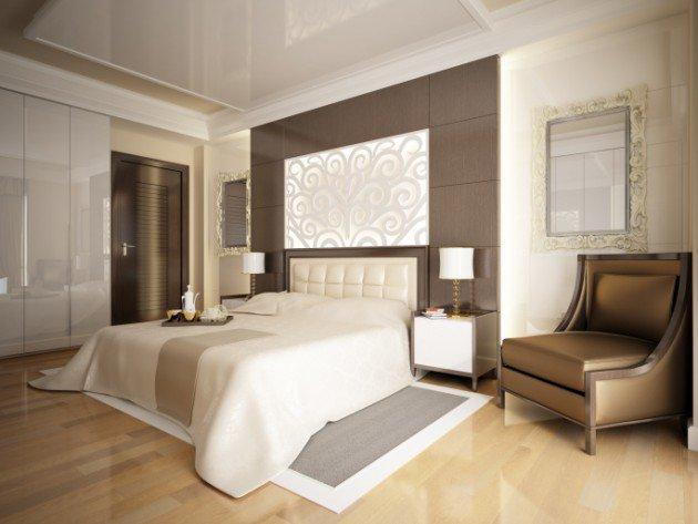 15+ Solutii geniale pentru redecorarea dormitorului - Poza 15