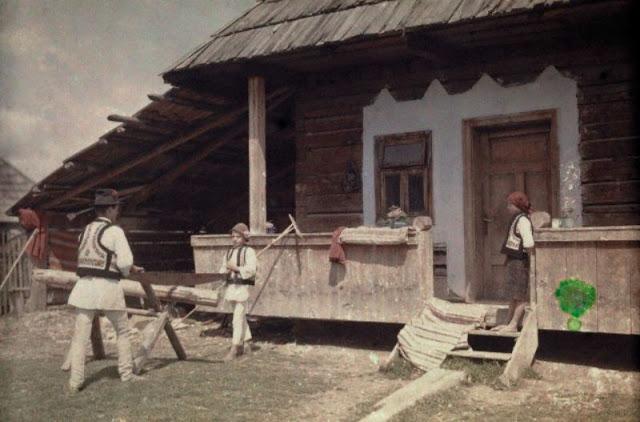 Culorile unei Romanii cenusii: anii '30 in imagini idilice - Poza 15