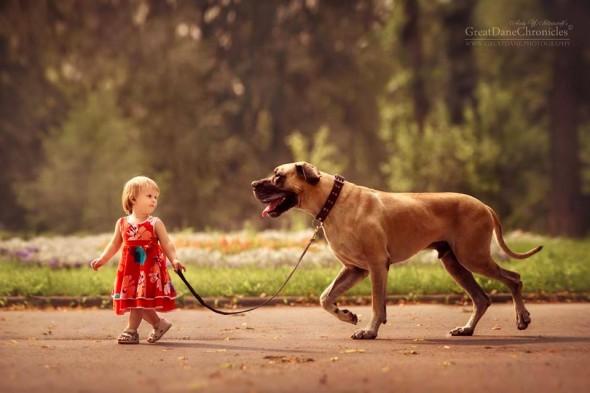 Copilasi si prieteni uriasi, in poze superbe - Poza 22
