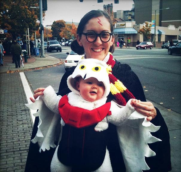 Gata de Halloween: Costume pereche pentru parinti si copii - Poza 16
