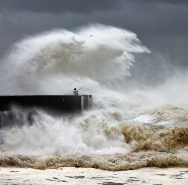 Momente dinaintea dezastrelor, in poze amuzante - Poza 9