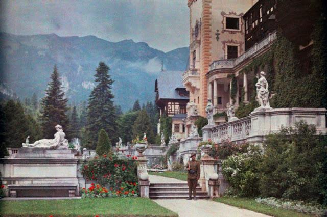 Culorile unei Romanii cenusii: anii '30 in imagini idilice - Poza 19