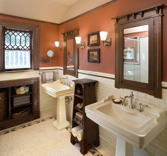 Idei de economisire a spatiului din baie - Poza 18