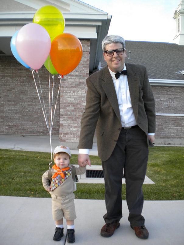 Gata de Halloween: Costume pereche pentru parinti si copii - Poza 18