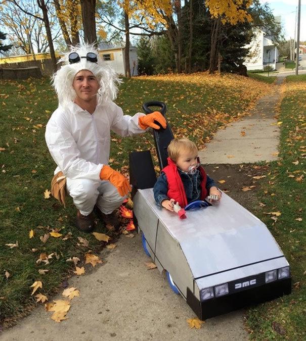 Gata de Halloween: Costume pereche pentru parinti si copii - Poza 2