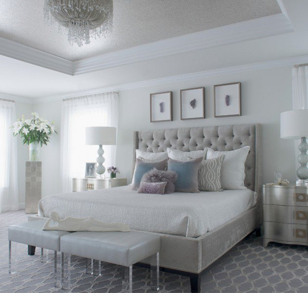 15+ Solutii geniale pentru redecorarea dormitorului - Poza 2