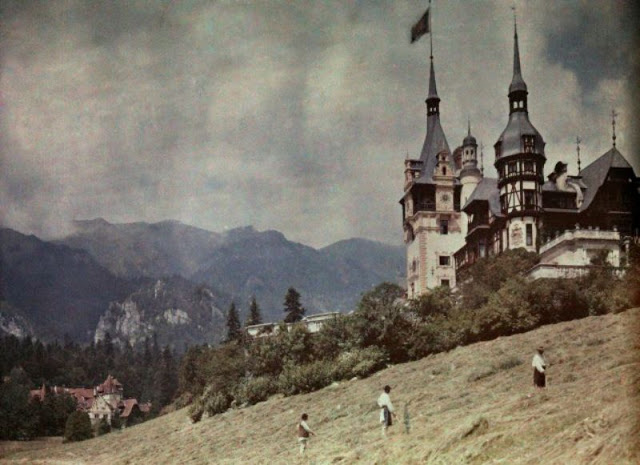 Culorile unei Romanii cenusii: anii '30 in imagini idilice - Poza 2