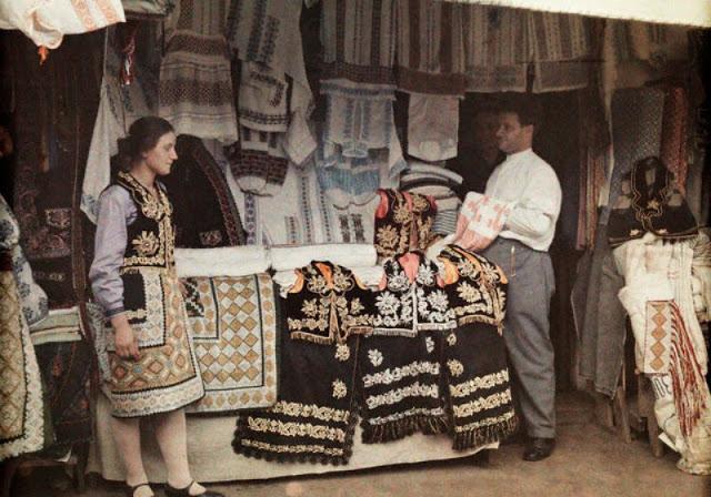 Culorile unei Romanii cenusii: anii '30 in imagini idilice - Poza 20