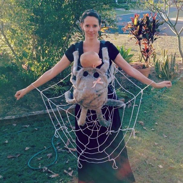 Gata de Halloween: Costume pereche pentru parinti si copii - Poza 19