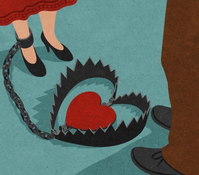 Drama omului controlat, in ilustratii satirice - Poza 21
