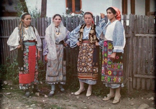 Culorile unei Romanii cenusii: anii '30 in imagini idilice - Poza 23