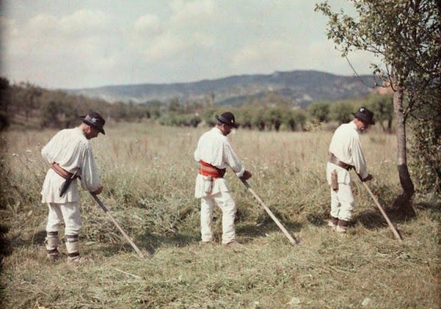 Culorile unei Romanii cenusii: anii '30 in imagini idilice - Poza 26