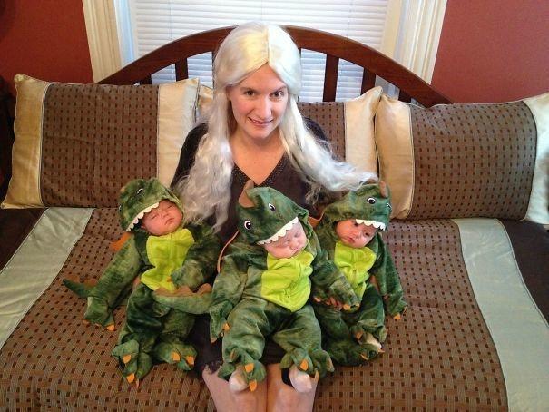Gata de Halloween: Costume pereche pentru parinti si copii - Poza 3
