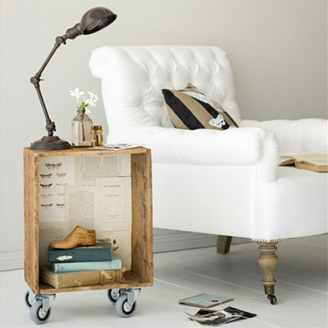 Idei geniale de reutilizare a mobilierului vechi - Poza 3
