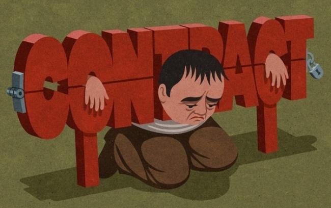 Drama omului controlat, in ilustratii satirice - Poza 3
