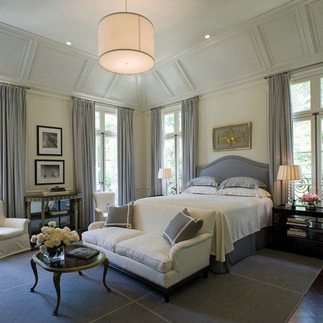 15+ Solutii geniale pentru redecorarea dormitorului - Poza 3