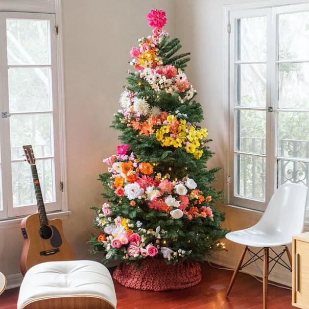 Brazi impodobiti cu flori, in poze superbe - Poza 2
