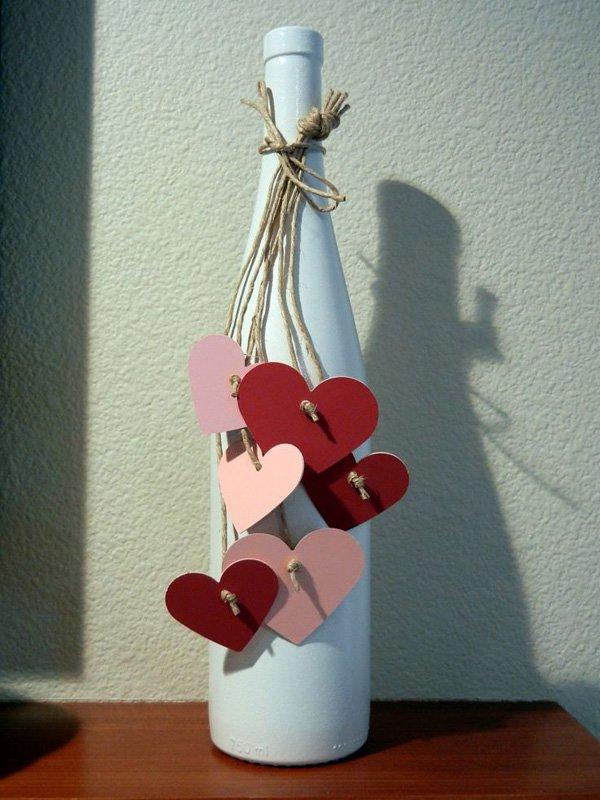 Decoratiuni minunate de Valentine's Day, facute manual - Poza 2