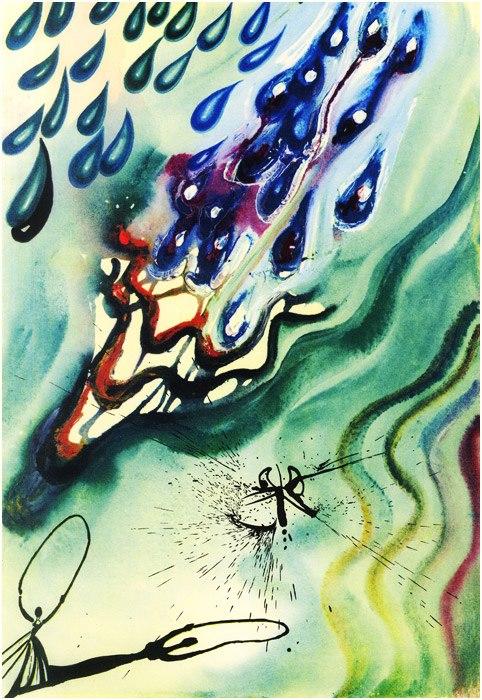 Alice in Tara Minunnilor, prin ochii lui Dali - Poza 3