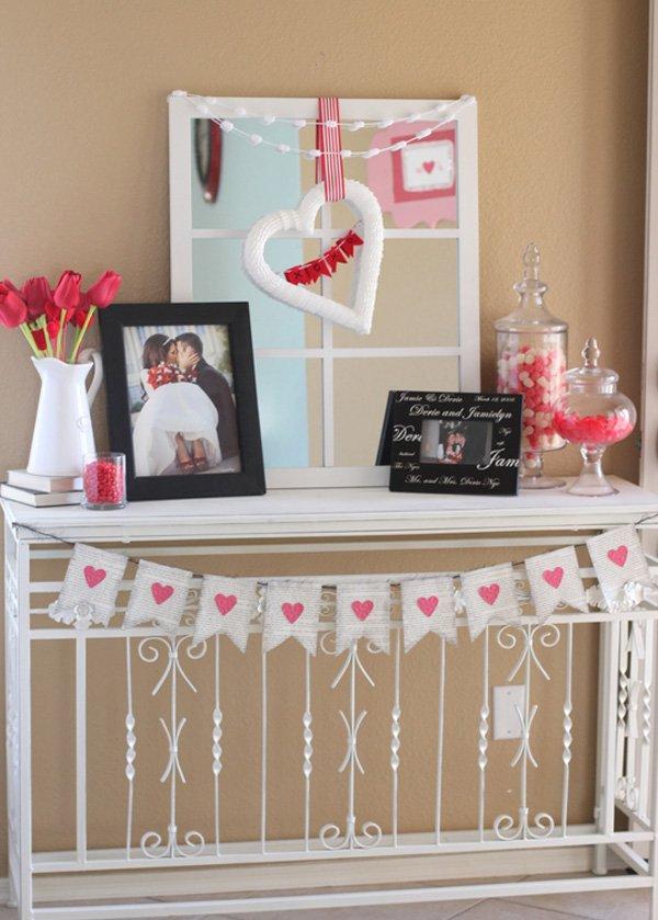 Decoratiuni minunate de Valentine's Day, facute manual - Poza 3