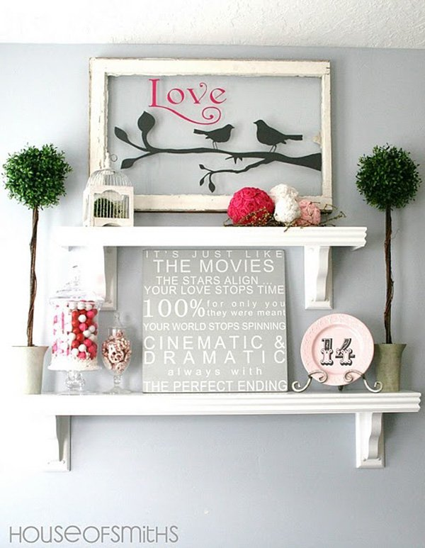 Decoratiuni minunate de Valentine's Day, facute manual - Poza 4