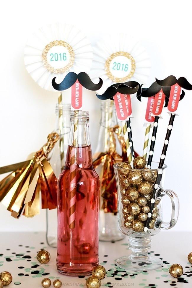 Idei de organizare a unei petreceri memorabile de Revelion - Poza 5