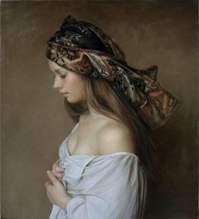 Gingasia feminina, in picturi sublime - Poza 4