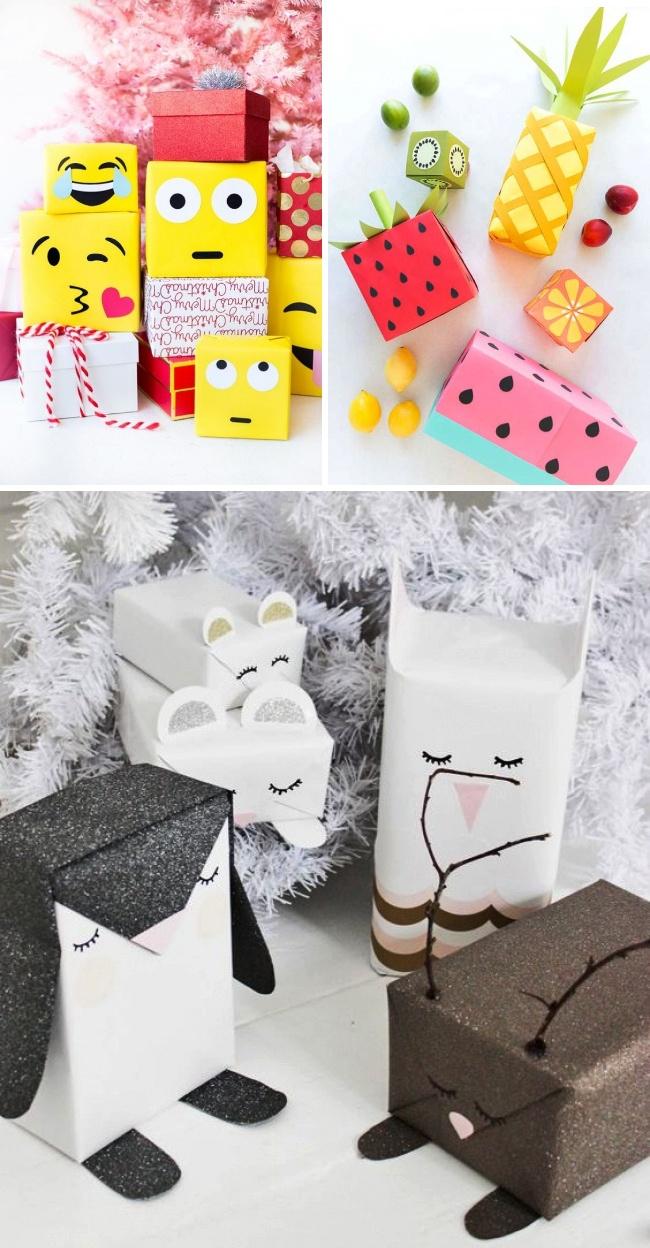 Idei geniale pentru impachetat cadouri - Poza 5