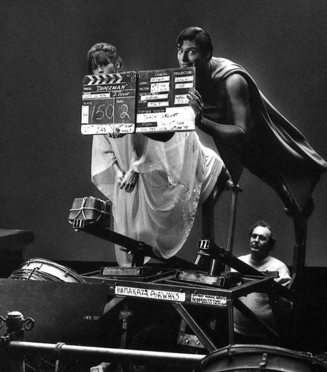 20+ Imagini inedite din culisele Hollywoodului - Poza 6