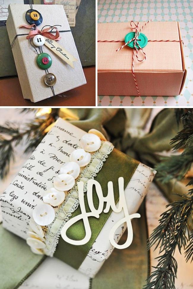 Idei geniale pentru impachetat cadouri - Poza 7
