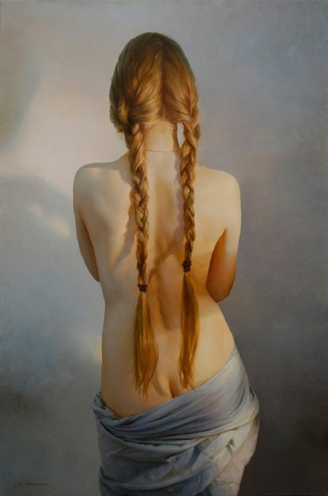 Gingasia feminina, in picturi sublime - Poza 7