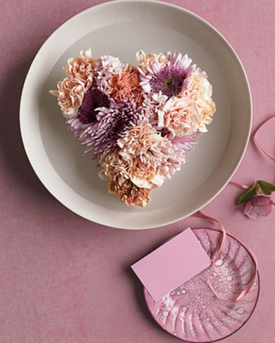 Idei de amenajare a mesei pentru cea mai romantica cina - Poza 8