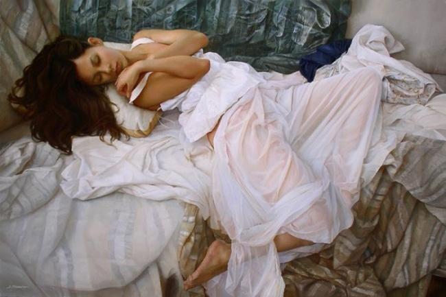 Gingasia feminina, in picturi sublime - Poza 8