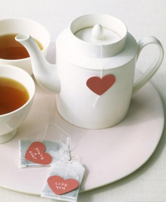 Idei de amenajare a mesei pentru cea mai romantica cina - Poza 9