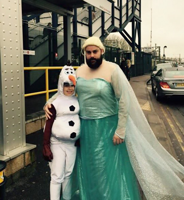 Gata de Halloween: Costume pereche pentru parinti si copii - Poza 4