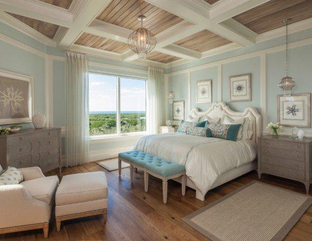 15+ Solutii geniale pentru redecorarea dormitorului - Poza 4