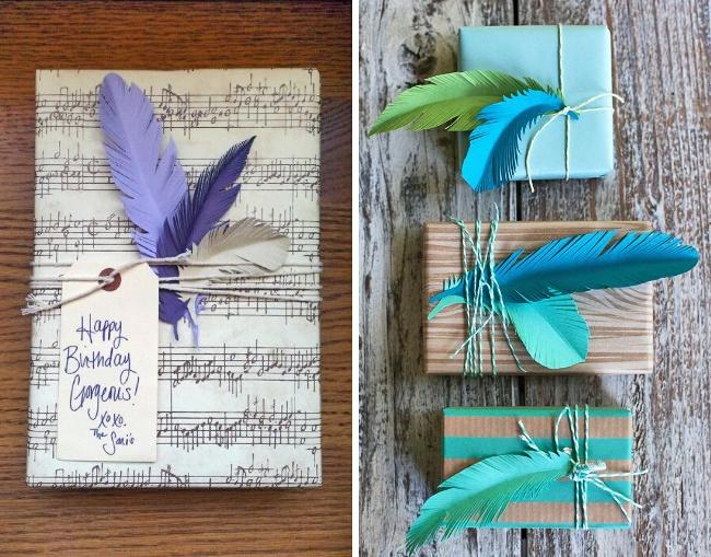 Idei geniale pentru impachetat cadouri - Poza 10