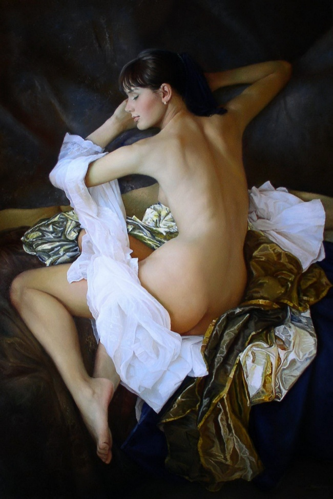 Gingasia feminina, in picturi sublime - Poza 9