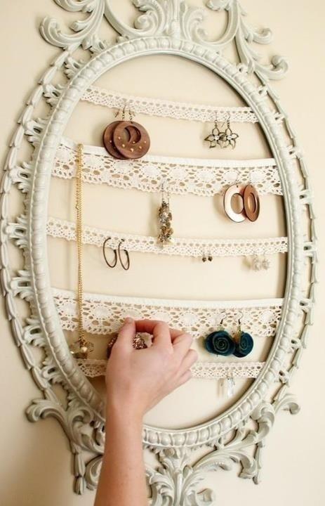 Idei de decoratiuni vintage facute manual - Poza 11