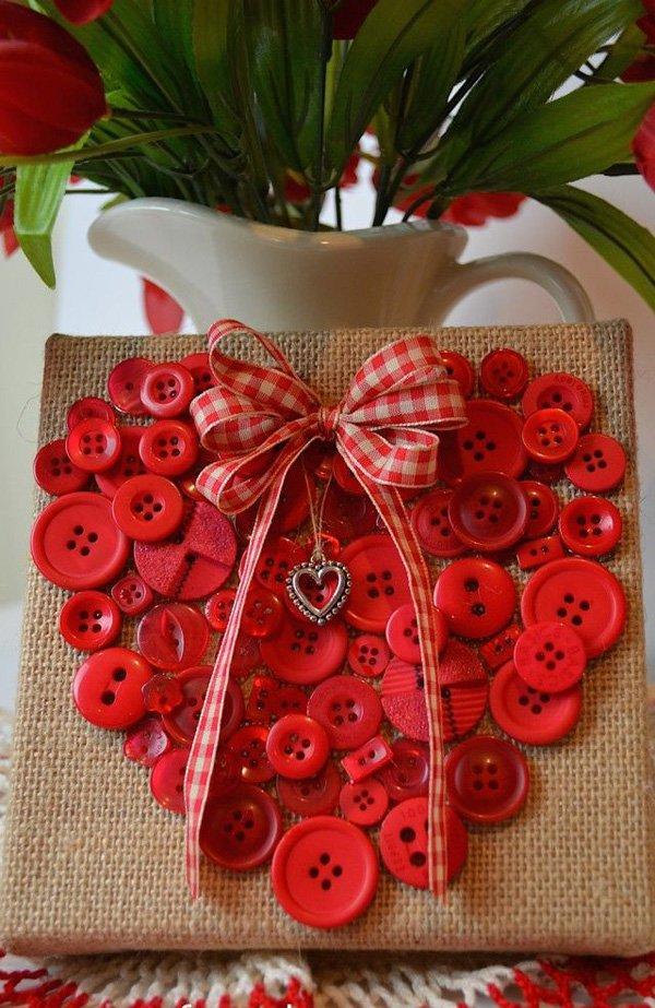Decoratiuni minunate de Valentine's Day, facute manual - Poza 11