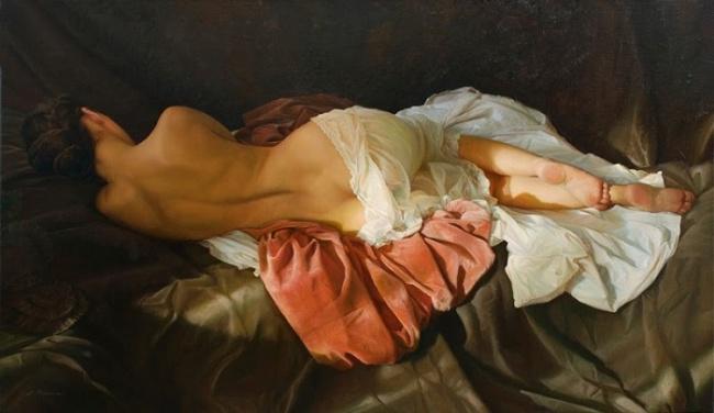 Gingasia feminina, in picturi sublime - Poza 11