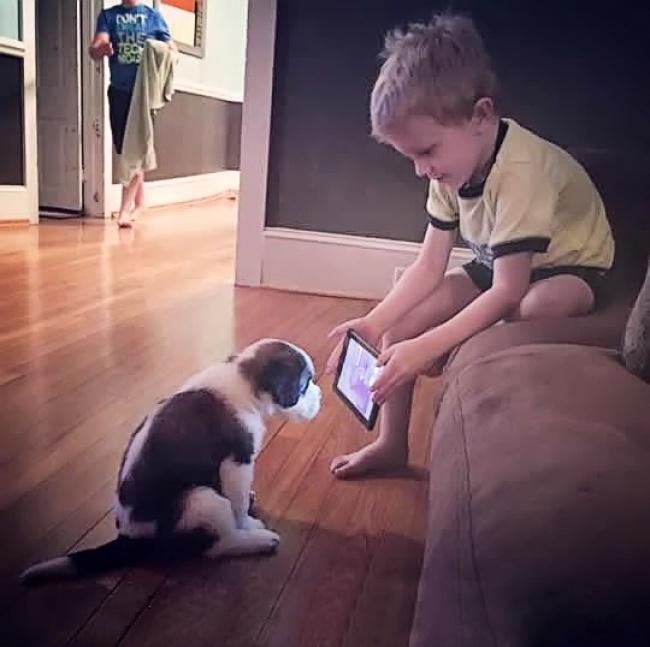 Trasnaile copilariei, in poze haioase - Poza 13