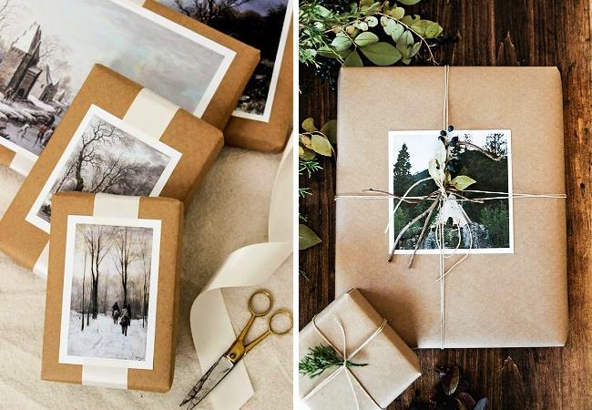 Idei geniale pentru impachetat cadouri - Poza 13