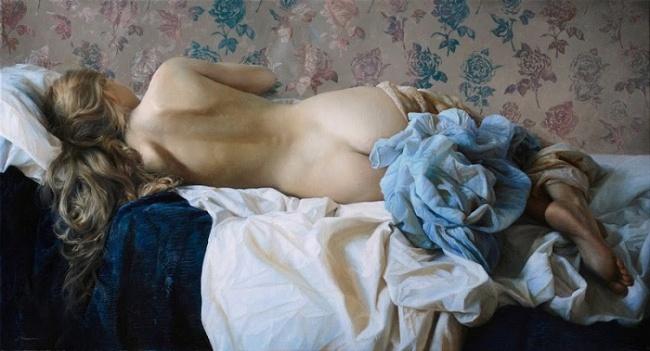 Gingasia feminina, in picturi sublime - Poza 12