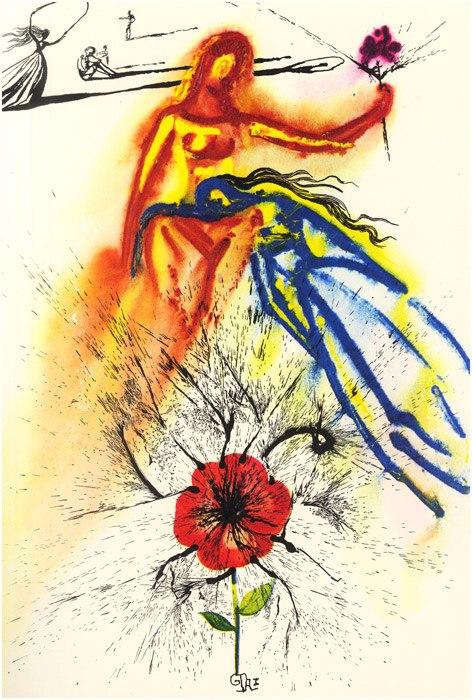 Alice in Tara Minunnilor, prin ochii lui Dali - Poza 13