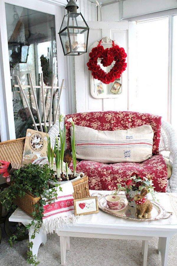 Decoratiuni minunate de Valentine's Day, facute manual - Poza 13